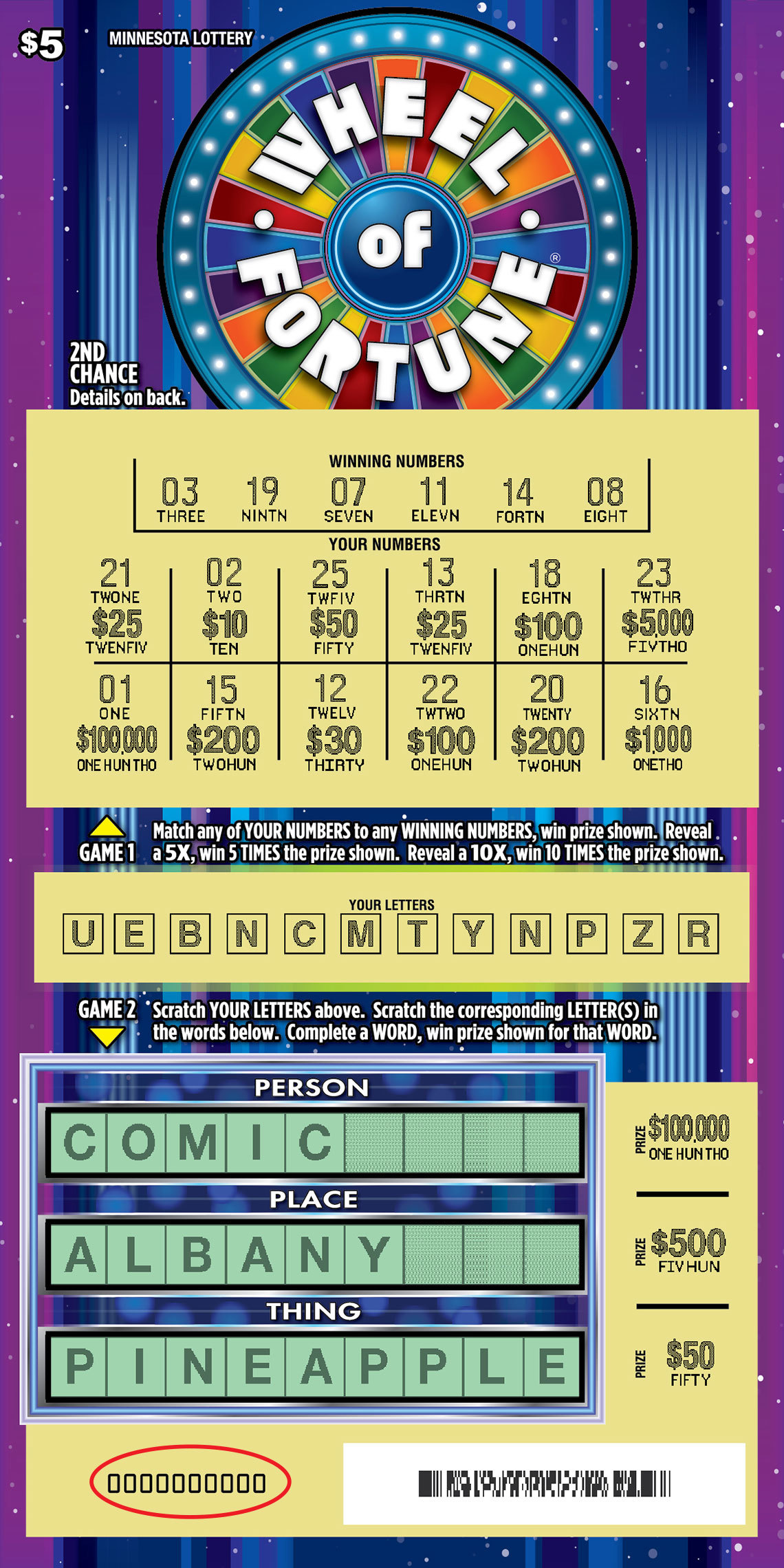 701 Wheel Of Fortune Uncovered