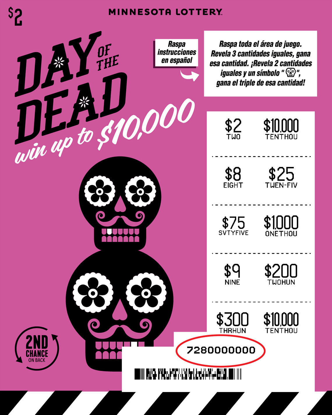 728 Day Of The Dead Uncovered