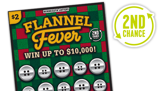 Flannel Fever 2nd Chance - Minnesota Lottery