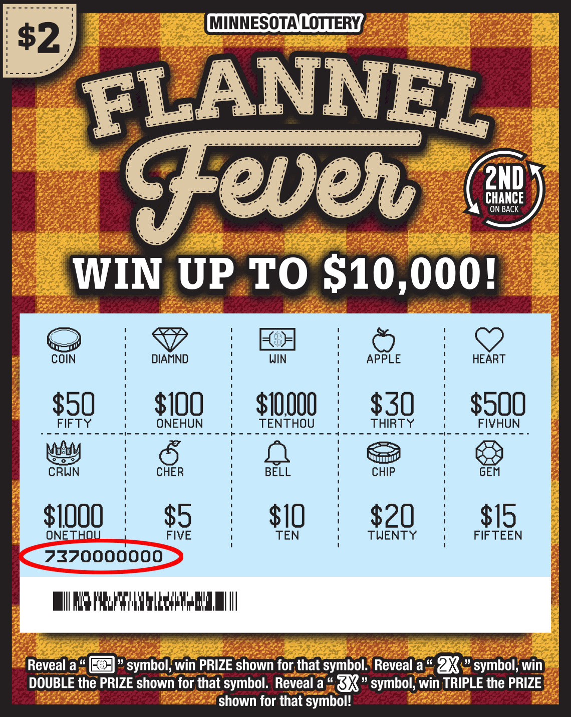 737 Flannel Fever Uncovered