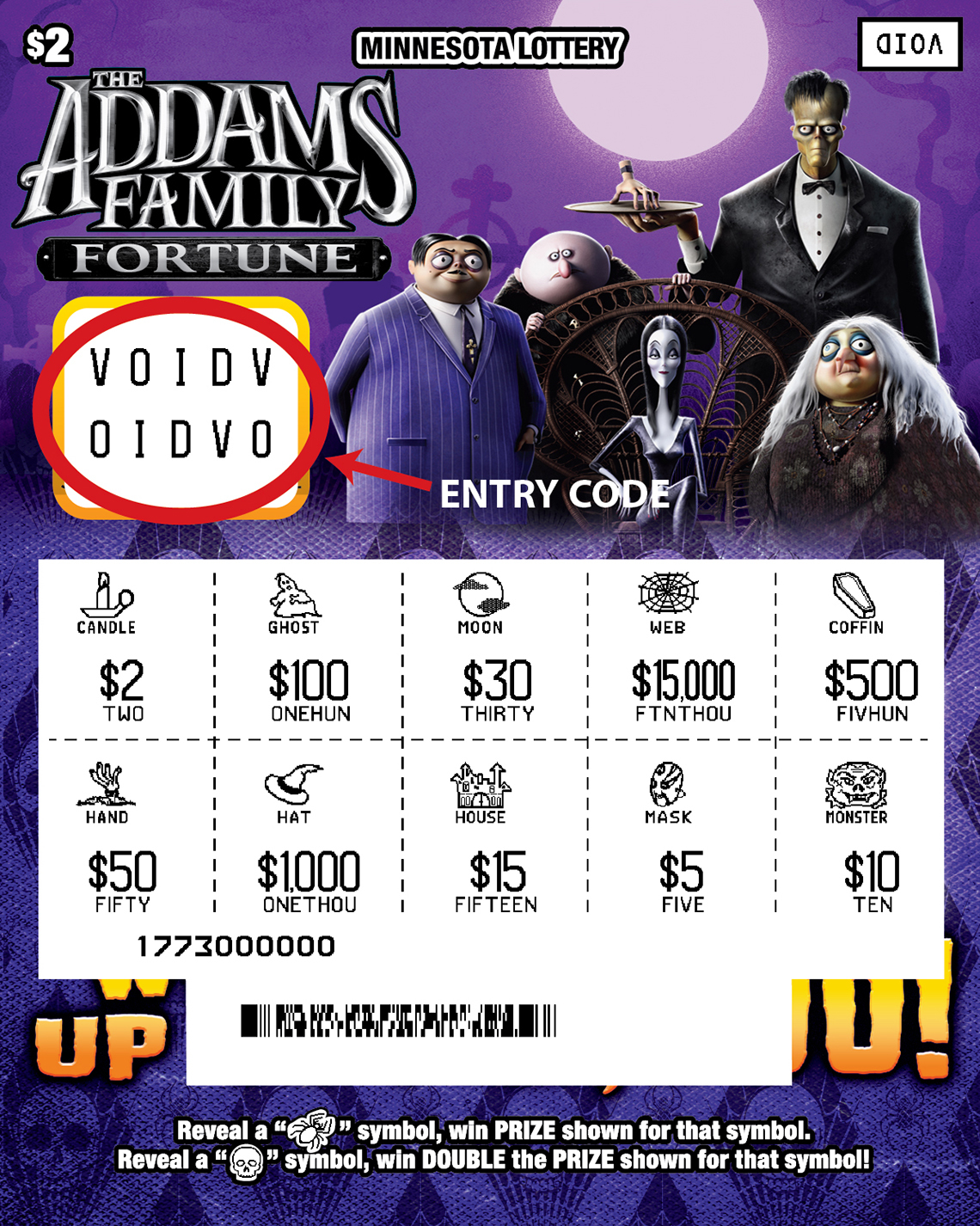 Addams Family Fortune uncovered1