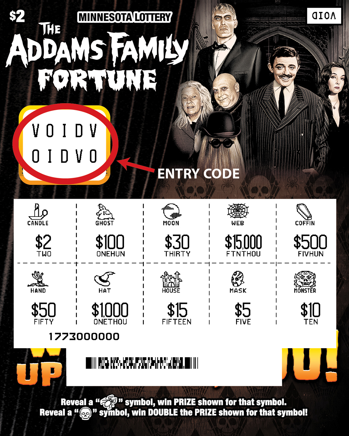 Addams Family Fortune uncovered2