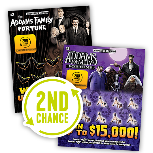 Addams Family Second Chance Main