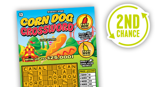 Corn Dog Crossword Main