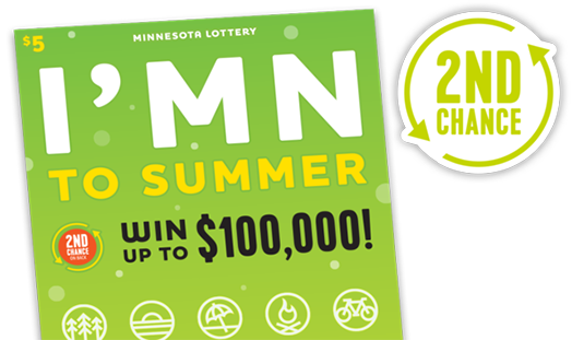 2nd Chance - Minnesota Lottery
