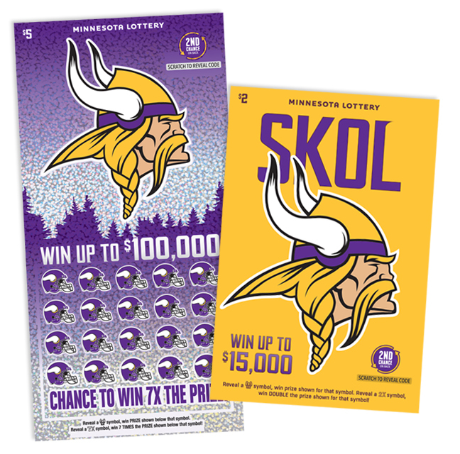 Vikings 2021 2nd Chance supporting image