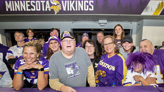 Vikings Suite Main MN Lottery