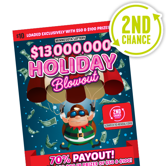 Holiday Blowout 2nd Chance 540