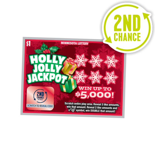 Holly Jolly 2nd Chance 540