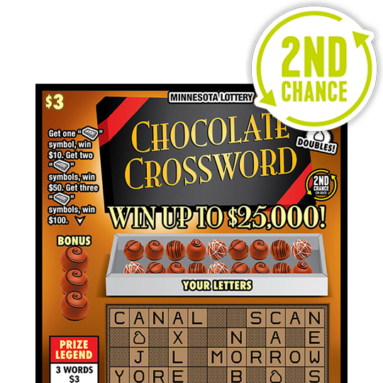 Chocolate Crossword