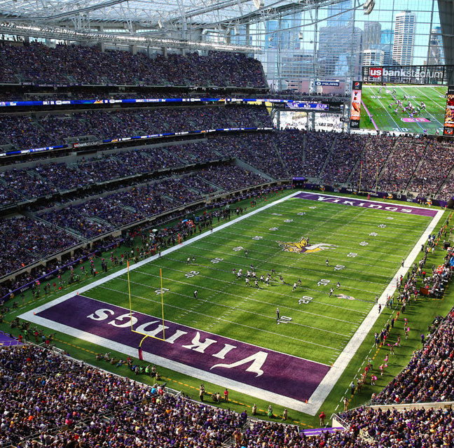 Vikings 2019 Prize Season Tickets