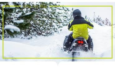 Snowmobile Blog Preview MN Lottery