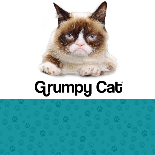 Grumpy Cat 540X540 Event