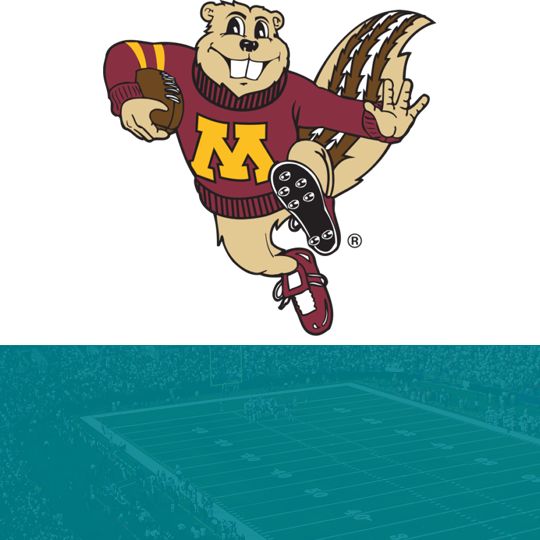 Events Gopher Football