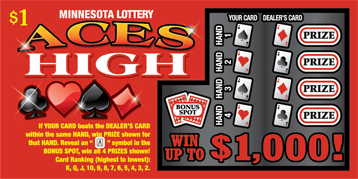 Aces High - Minnesota Lottery
