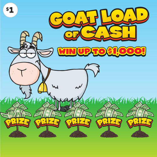 621 Goat Loads Cash 540