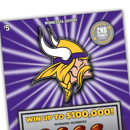 Vikings540 Aboutgames Ticket