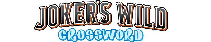 $5.00 -  JOKERS WILD CROSSWORD (1775)