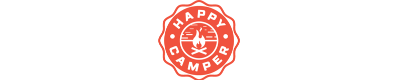 $1.00 -  HAPPY CAMPER (1805)
