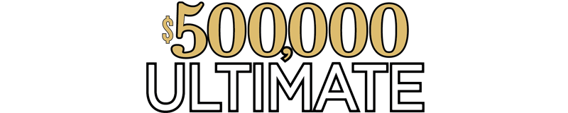 $20.00 -  $500,000 ULTIMATE (742)