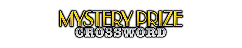 $3.00 -  MYSTERY PRIZE CROSSWORD (748)