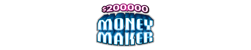 $10.00 -  $200,000 MONEY MAKER (751)