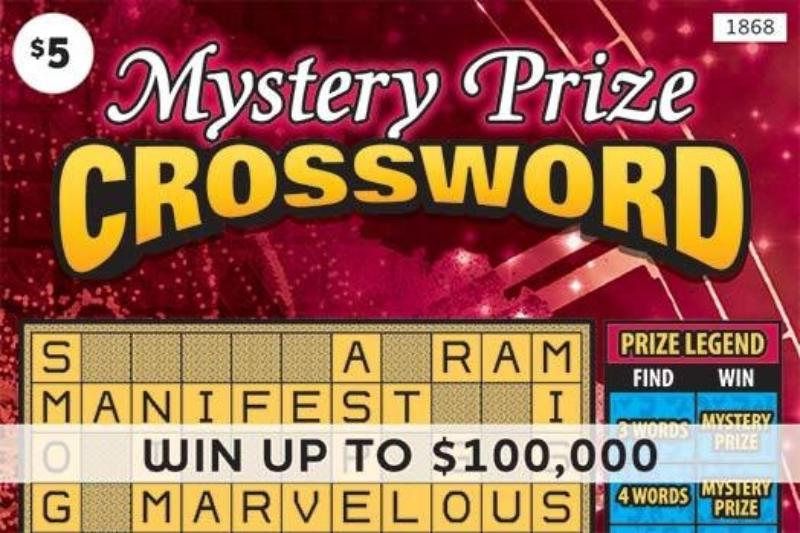 Holiday Stationstores #245 | MN Lottery Mystery Prize Crossword winner