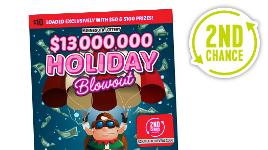 Holiday Blowout Main MN Lottery 1