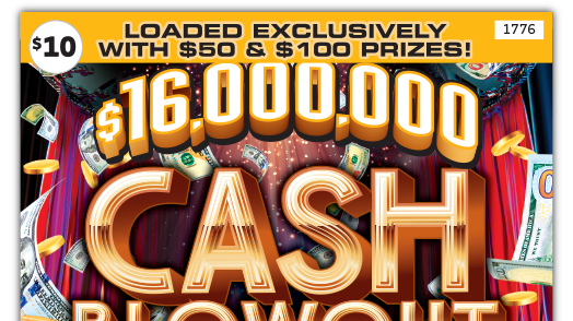 1776 16 Million Cash Blowout Main