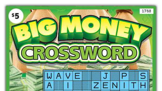1788 Big Money Crossword Main Image
