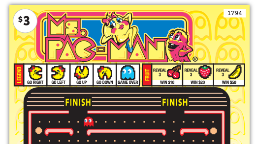 1794 Ms PAC MAN main