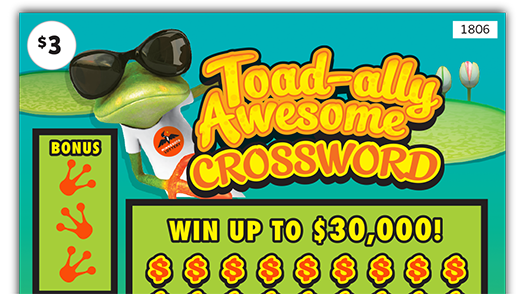 1806 Toadally Awesome Crossword Main