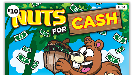 1824 Nuts for Cash Main MN Lottery