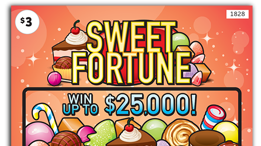 1828 Sweet Fortune Ticket Main