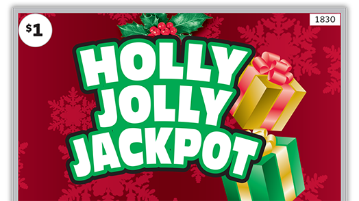 1830 Holly Jolly Jackpot main
