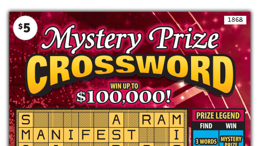 1868 Mystery Prize Crossword Main Image