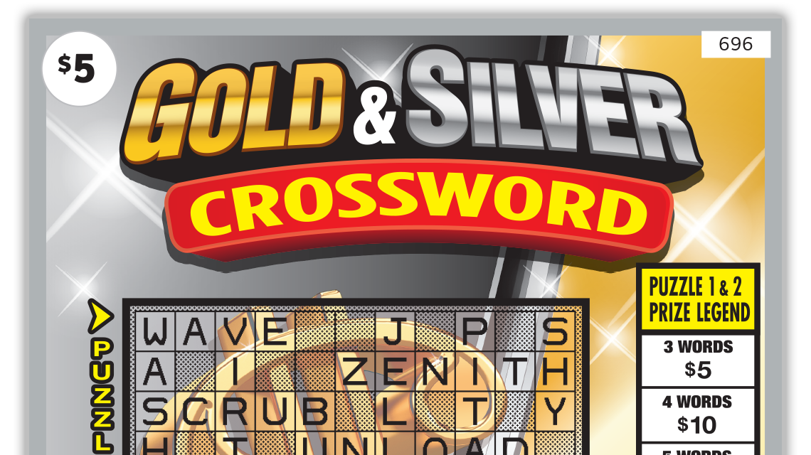 696 Gold And Silver Crossword
