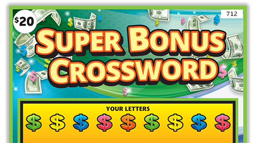 Super Bonus Crossword - Minnesota Lottery
