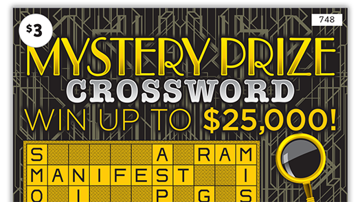 748 Mystery Prize Crossword Main