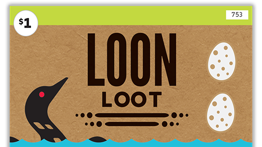 753 Loon Loot Main Mnlottery