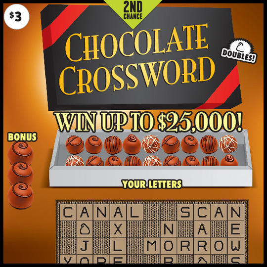 731 Chocolate Crossword 540
