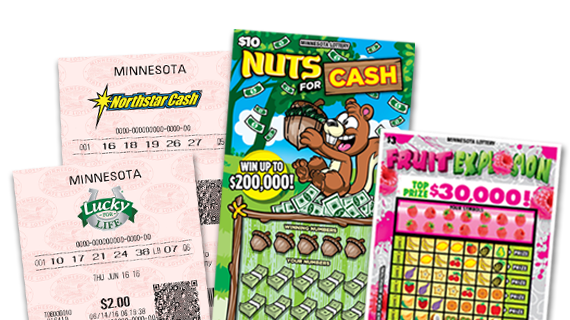 August Lotto Scratch Games MN Lottery