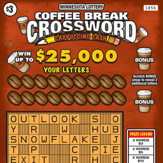 1856 Coffee Break Crossword Preview 540