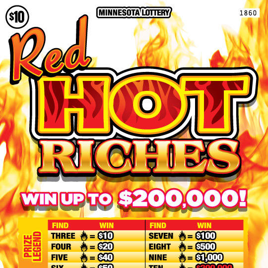1860 Red Hot Riches 540
